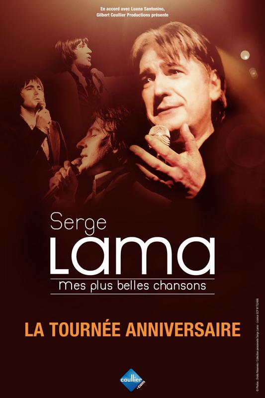 Serge Lama 2013