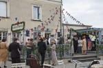 """Tournage du film """"Cessez le feu"""", près de Bouchemaine"""