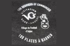 Tag Village du festival d'Anjou 2016