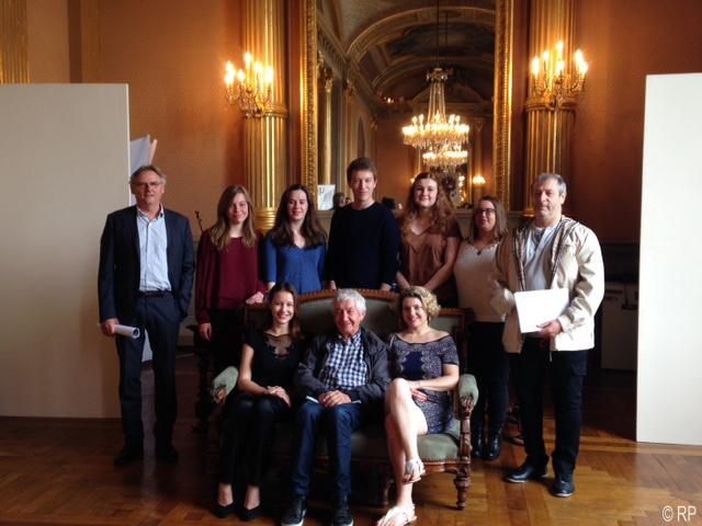 Jury concours des compagnies festival d'Anjou 2016