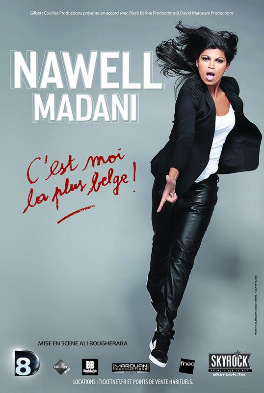 Affiche Nawell Madani