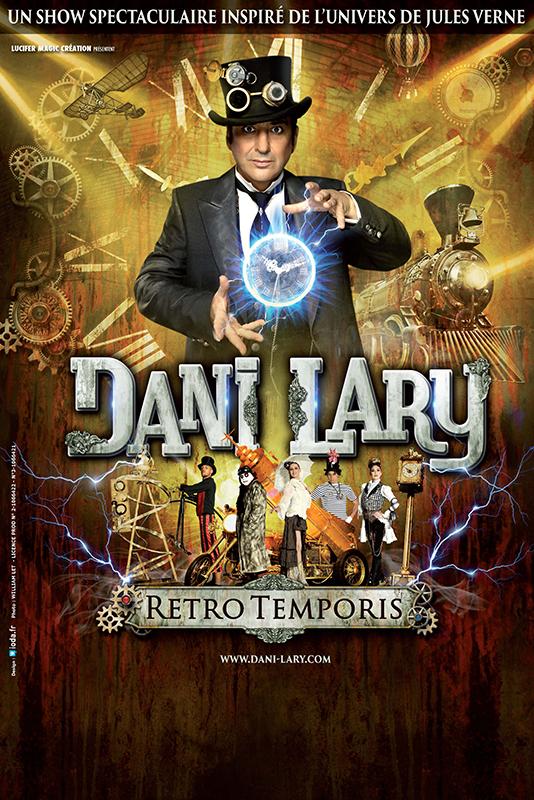 Affiche Dani Lary