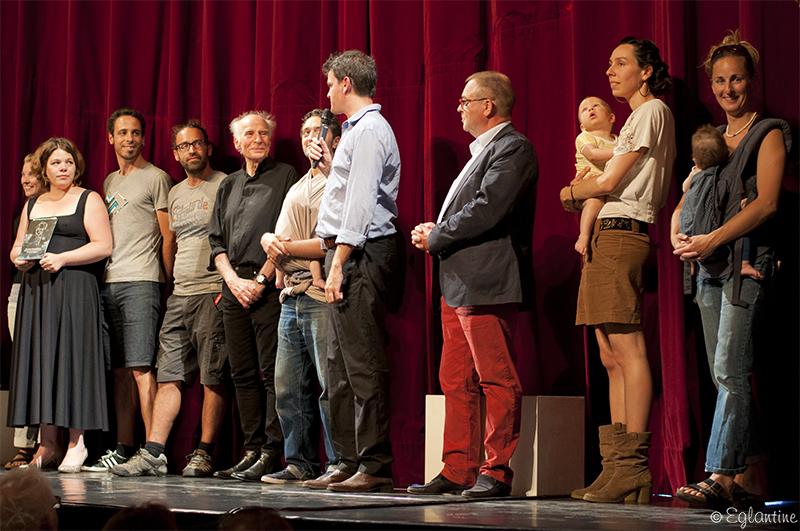 Collectif Citron prix Jean-Claude Brialy et du jury jeunes au concours des Compagnies du festival d'Anjou 2017