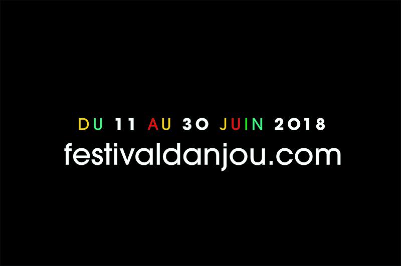 Annonce festival d'Anjou 2018
