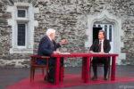 """Festival d'Anjou 2018 : """"1988 le débat Mitterrand-Chirac"""" (3)"""
