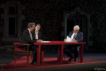 """Festival d'Anjou 2018 : """"1988 le débat Mitterrand-Chirac"""" (8)"""