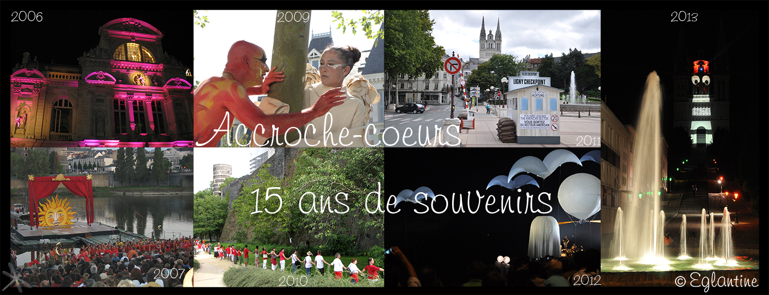 Accroche-coeurs Angers 15 ans