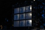 Spectacle Page blanche, compagnie Lucamoros